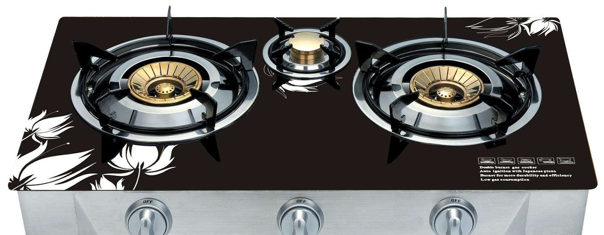 Exports of gas stove manufacturers