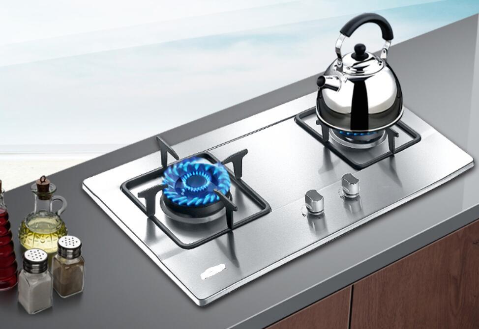 燃气灶台上和嵌入式煤气炉具区别