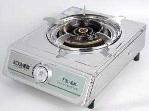 台式单炉液化气灶具