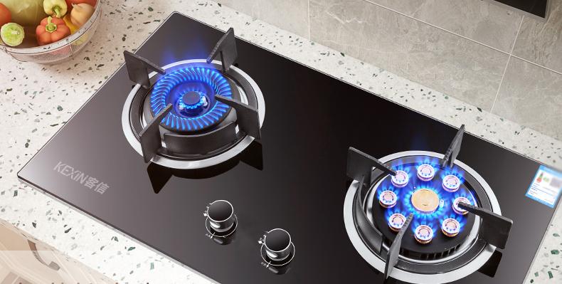 燃气灶面板材质选择什么样的?